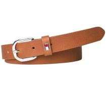 Gürtel 'TH Flag Belt 2.5Cm' braun