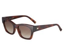 Sonnenbrille 'rocky' braun