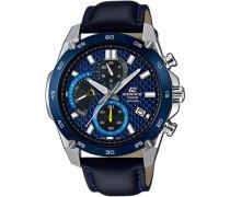 'Edifice' Chronograph 'efr-557Bl-2Avuef' ultramarinblau / silber