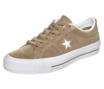 Cons One Star Suede OX Sneaker sand