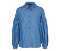 Jeansshirt blue denim
