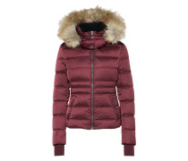 Winterjacke 'ovidia MW Down Basic' bordeaux
