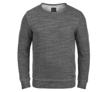 Sweatshirt 'Silvio' anthrazit