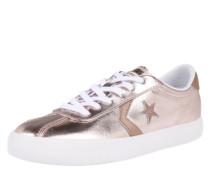 Metallic-Sneaker 'Breakpoint' rosegold / weiß