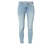'Minnie Skinny' Skinny Fit Jeans blau