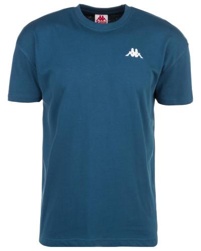 T-Shirt 'Authentic Franklyn' petrol