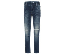 Jeans nitcain Xslim blue denim