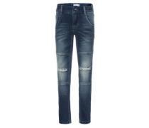 Jeans nitcain Xslim blau