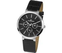Uhr 'Milano 1-1950A' schwarz