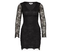 Kleid aus Spitze 'Gerda' schwarz
