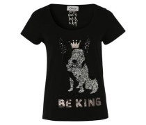 Shirt BE King schwarz