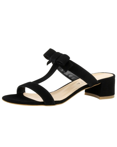 Sandalette 'Daria' schwarz