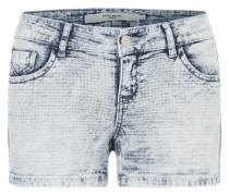 Jeansshorts 'Vmbe Five' blue denim