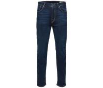 Jeans Slim-Fit blau