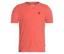 T-Shirt 'Halim Trabando' rot