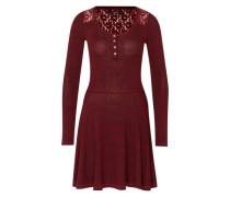 Kleid 'Peggy' rot