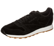 Sneaker 'classic Leather' schwarz