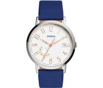 Armbanduhr »Vintage Muse« blau / silber