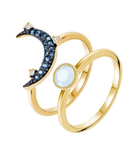 Ringe 'Duo Moon Mont 5428614'