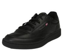 Sneaker 'club C 85' schwarz