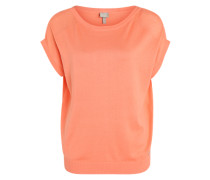 Strickshirt 'Fete' orange
