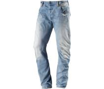 Slim-fit-Jeans »arc 3d slim« blau