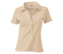 Polo-Shirt camel