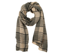 Großer Schal braun / mischfarben