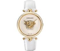 Schweizer Uhr 'palazzo Vco040017' gold / weiß