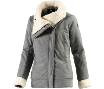 Una Outdoorjacke Damen grau
