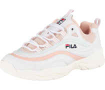 Sneaker 'Ray' mint / koralle / weiß