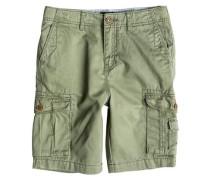 Cargo-Shorts 'Crucial Battle' khaki