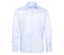 Langarm Hemd Modern FIT blau