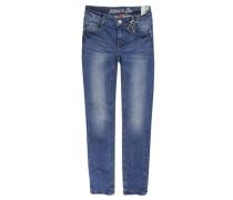 Hose Jeans Skinny MID blau