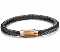 Armband 'Casual Core 2700999' rosegold / schwarz