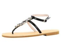 Damen Sandale schwarz