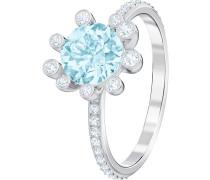 Ring 'Olive' türkis / silber