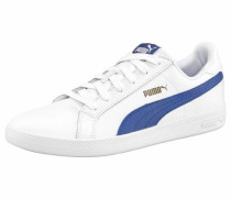 'Smash Womens L' Sneakers blau / weiß