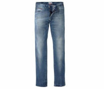 Slim-fit-Jeans 'Scanton' blue denim