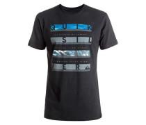 »Classic Read Between - T-Shirt« anthrazit