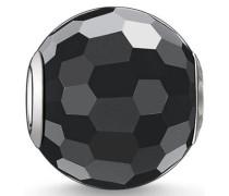 Bead 'Karma Bead Obsidian facettiert K0003-023-11'