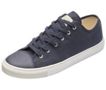 Canvas-Sneaker blau