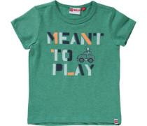 Baby T-Shirt für Jungen hellblau / dunkelblau / grün / orange