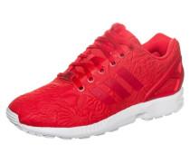 ZX Flux Sneaker Damen rot