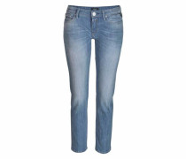 Slim-fit-Jeans 'Jodey' blue denim
