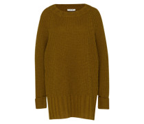 Oversized Pullover 'Svantje' oliv
