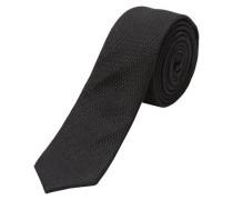 Seiden-Krawatte schwarz