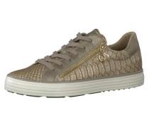 Regan Sneakers beige / gold