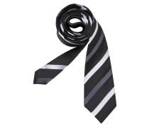 Krawatte 'Schwarze Rose'