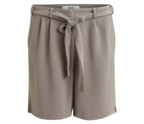 Feine Shorts taupe